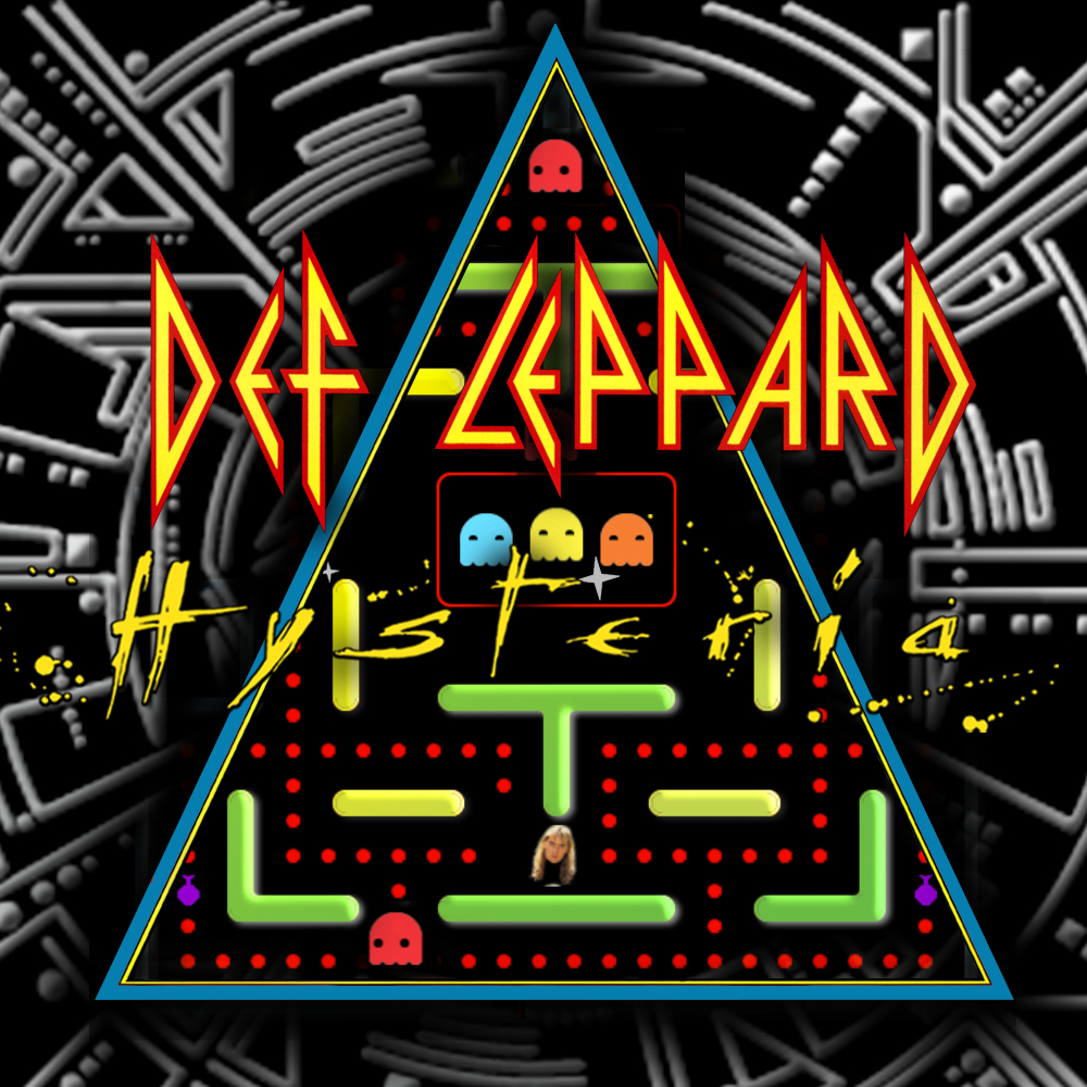 Def Leppard Histeria