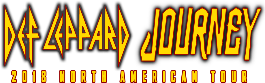 Def Leppard Journey North American Tour