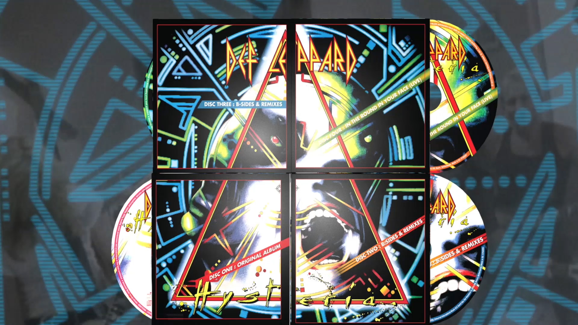 def leppard the new album