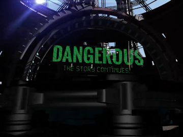 Dangerous video tease