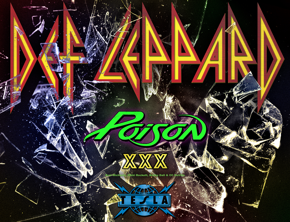 2017 north american tour w poison tesla def leppard kristyandbryce Choice Image