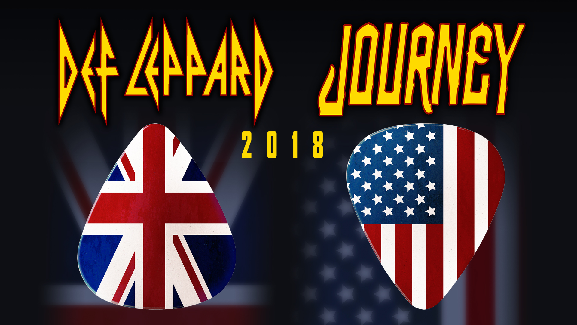 second houston show added to def leppard x journey tour | def leppard